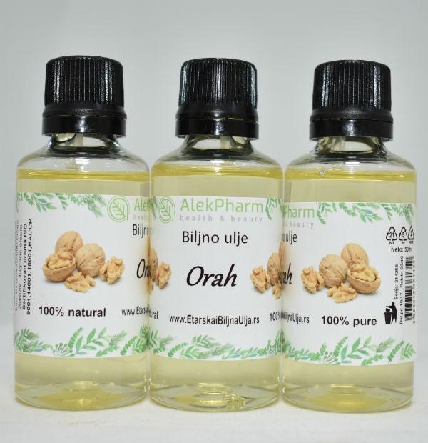 ORAHOVO biljno ulje