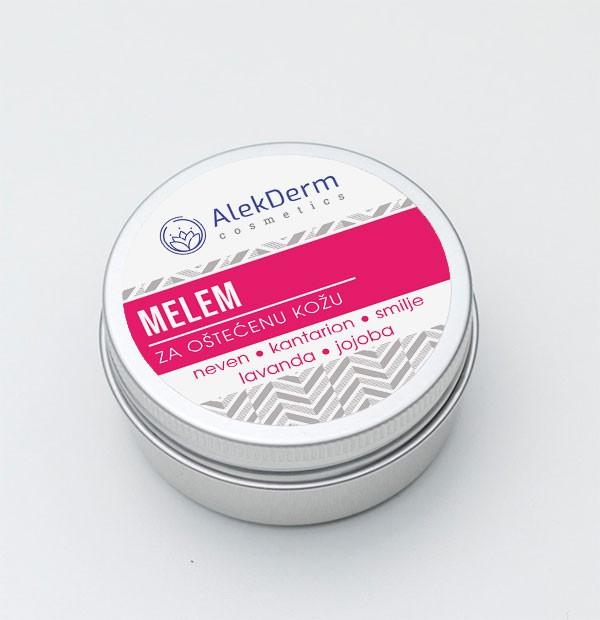 Melem za regeneraciju kože AlekDerm