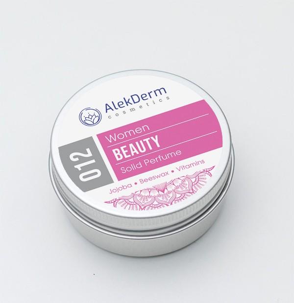 012 Beauty for Woman - Čvrsti parfem AlekDerm