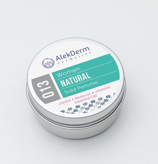 013 Natural for Woman - Čvrsti parfem AlekDerm