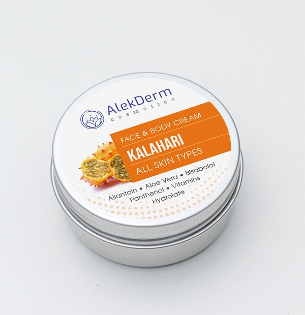 KALAHARI KREM - AlekDerm Face & Body Cream
