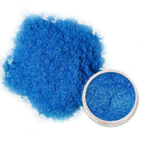 6042 IRIDESCENT BLUE MICA EFEKTNI PIGMENT