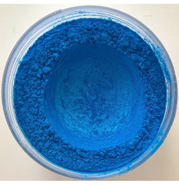 'Electric Blue' – MICA KOZMETIČKA PLAVA