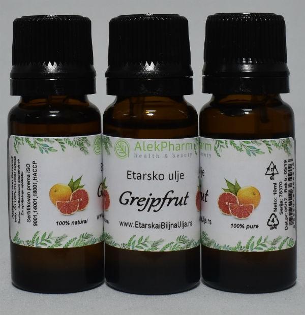 Etarsko ulje Grejpfrut