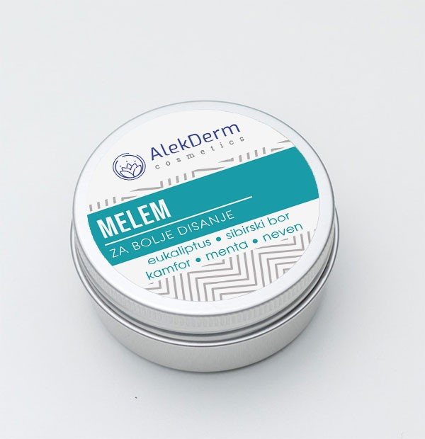 Melem za bolje disanje AlekDerm