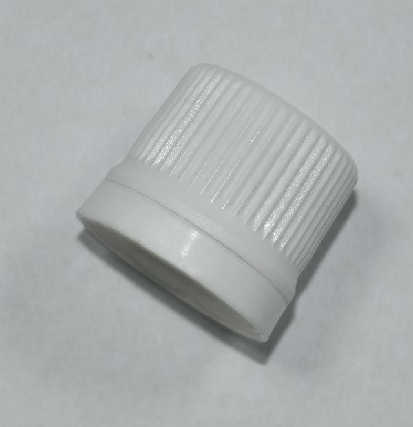 EASY BELI ČEP BEZ KAPALJKE 18mm NAVOJ ZA PLASTIČNE BOCE