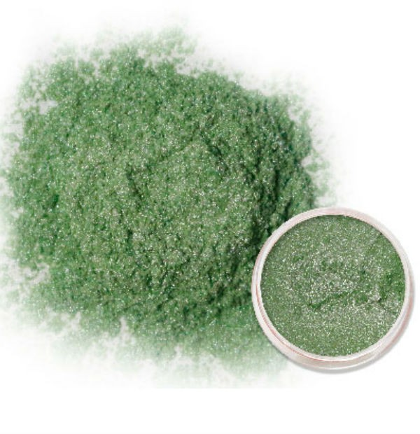 6051 LIGHT GREEN MICA EFEKTNI PIGMENT