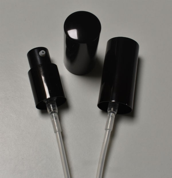 ALU BLACK SERUM - GEL DISPENZER PUMPICA 18mm NAVOJ