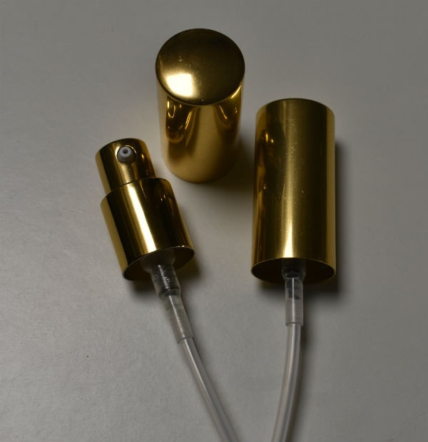 ALU GOLD SERUM - GEL DISPENZER PUMPICA 18mm NAVOJ