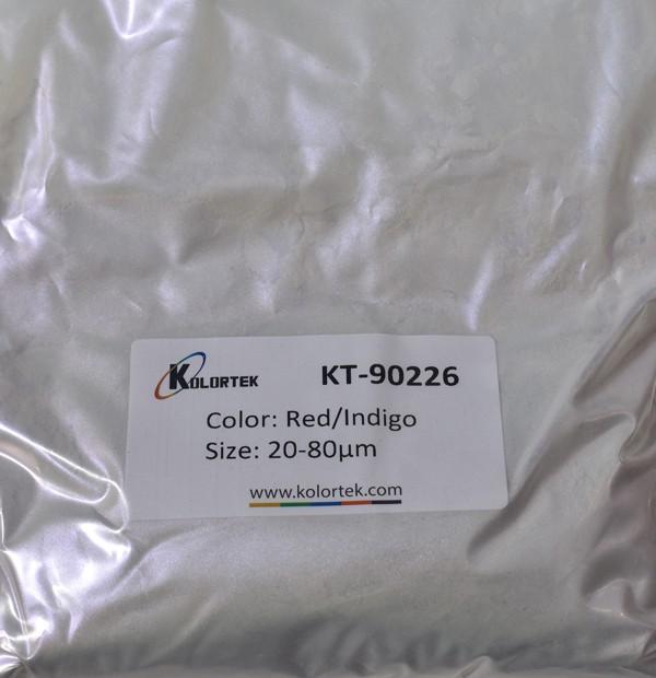 90226 CLEAR RED/INDIGO CHAMELEON EFEKTNI PIGMENT