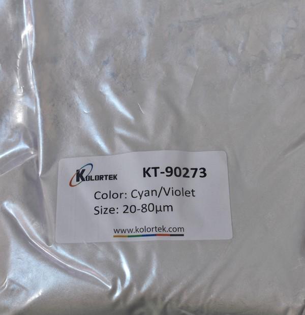 90273 CLEAR CYAN/VIOLET CHAMELEON EFEKTNI PIGMENT