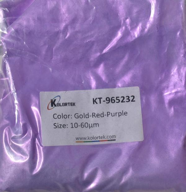 965232 GOLD-RED-PURPLE CHAMELEON EFEKTNI PIGMENT