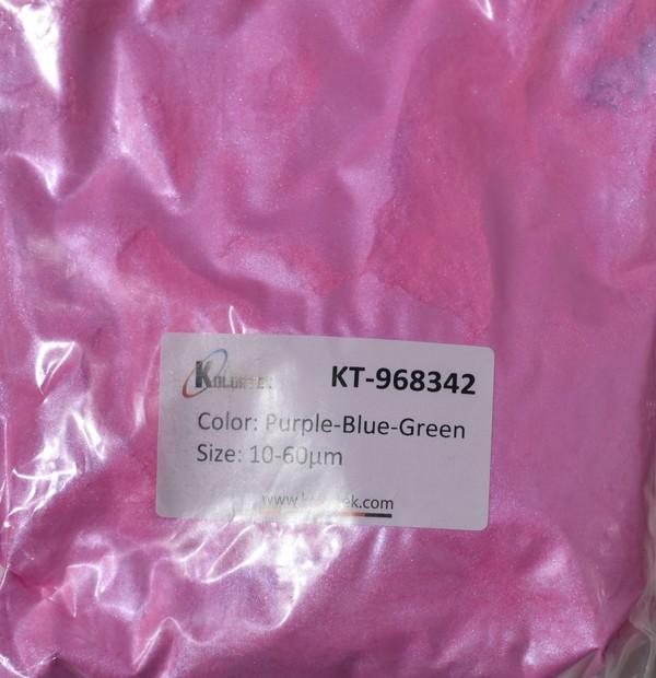 968342 PURPLE-BLUE-GREEN CHAMELEON EFEKTNI PIGMENT