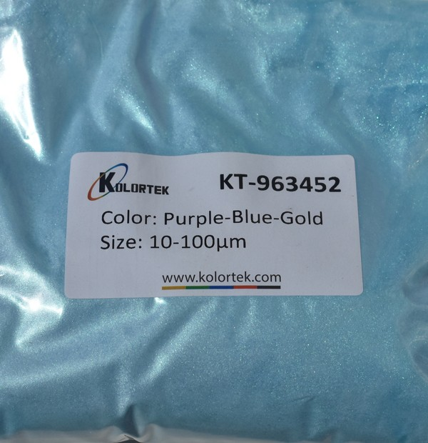 963452 PURPLE-BLUE-GOLD CHAMELEON EFEKTNI PIGMENT