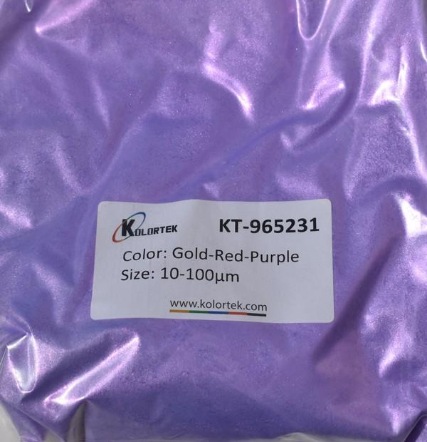 965231 GOLD-RED-PURPLE CHAMELEON EFEKTNI PIGMENT
