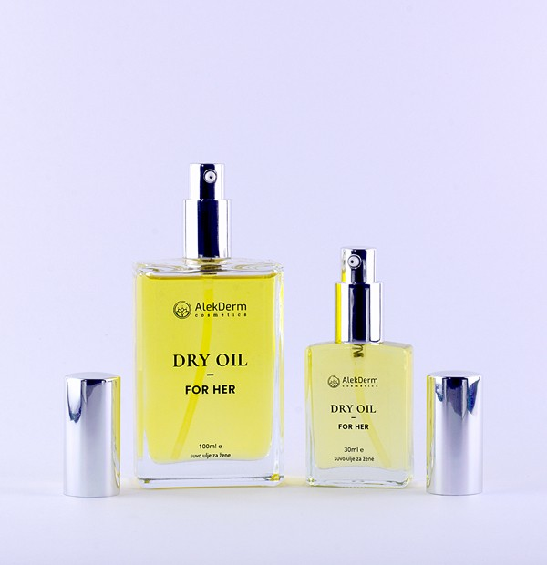 DRY OIL FOR HER - SUVO ULJE ZA NJU