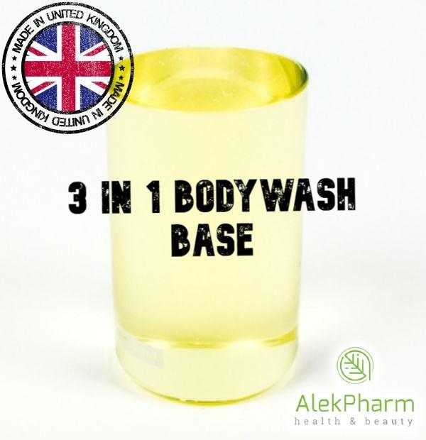 ČVRSTA ŠAMPON BAZA - Melt & Pour Solid Shampoo Bar Base