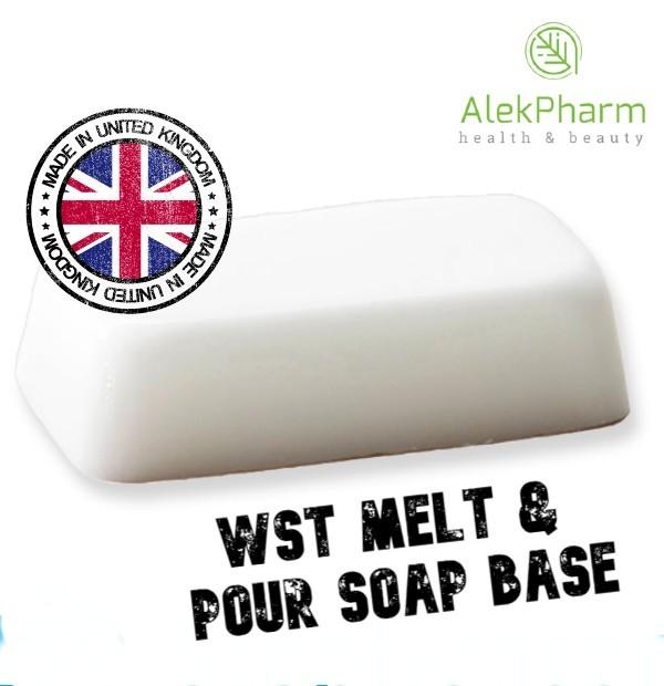 WST BELA SAPUNSKA BAZA - Melt & Pour Soap Base
